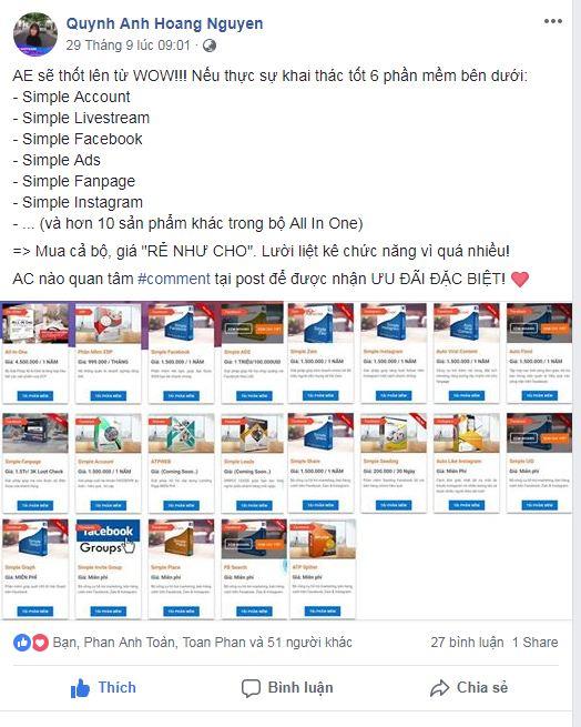 đăng bài xài thử miễn phí - Case study Facebook Marketing 0đ - 7 hướng xây dựng kênh profile facebook hiệu quả