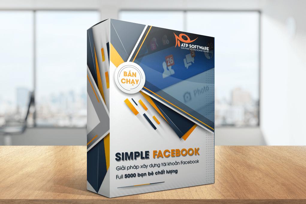 box software simple FACEBOOK - Tư duy ứng dụng phần mềm ATP Software để bán hàng trên Facebook cá nhân