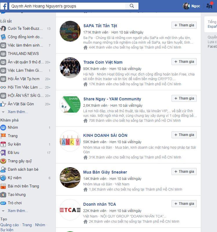 grooup 2 - Case study Facebook Marketing 0đ - 7 hướng xây dựng kênh profile facebook hiệu quả
