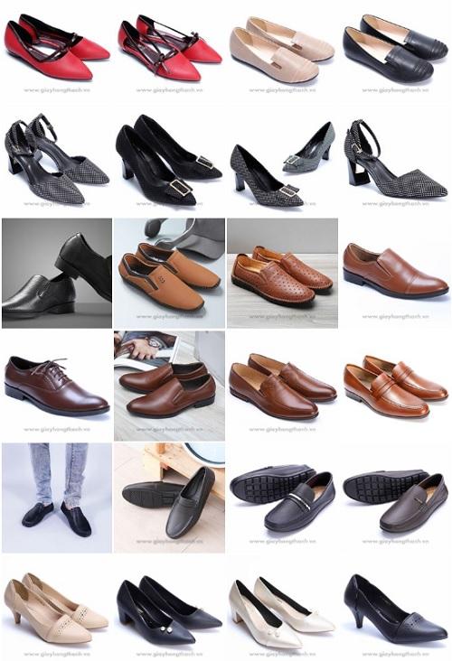 các thương hiệu giày tại việt nam