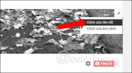 Tạo link liên kết kênh