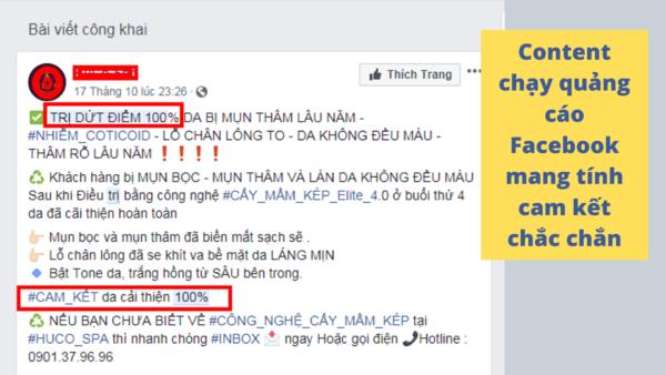 Chạy Quảng Cáo Facebook Với Hình ảnh Quá Nhiều Chữ (3)