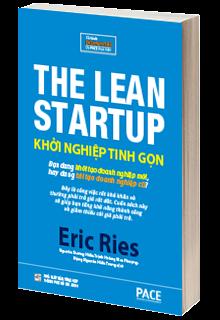 """4. NXB Tổng hợp TP.HCM """"Khởi Nghiệp Tinh Gọn (The Lean Startup)"""" (Eric Ries) 1"""