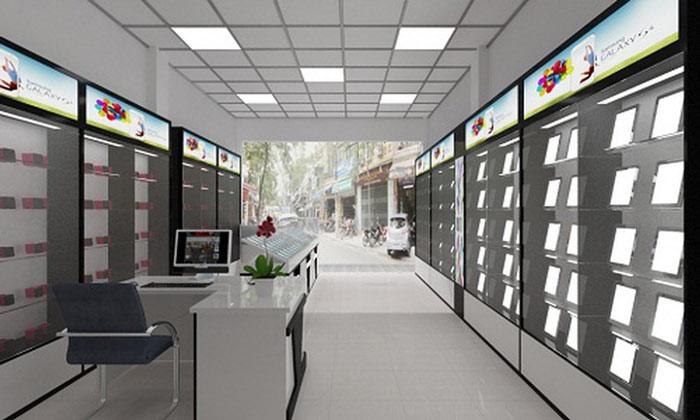 Thu hút khách hàng đến cửa hàng bằng bố trí cửa hàng
