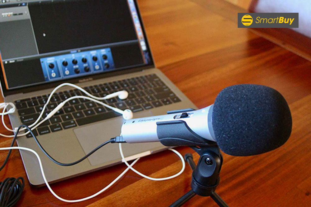 Audio Technica ATR2100 USB 02 - Nên mua micro thu âm nào để học trực tuyến ?