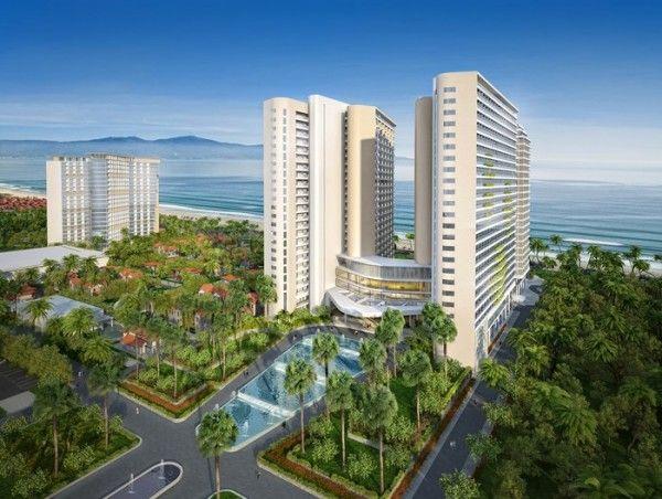 Hinh2 Du An Ariyana Beach Resort Suites Đa Nang
