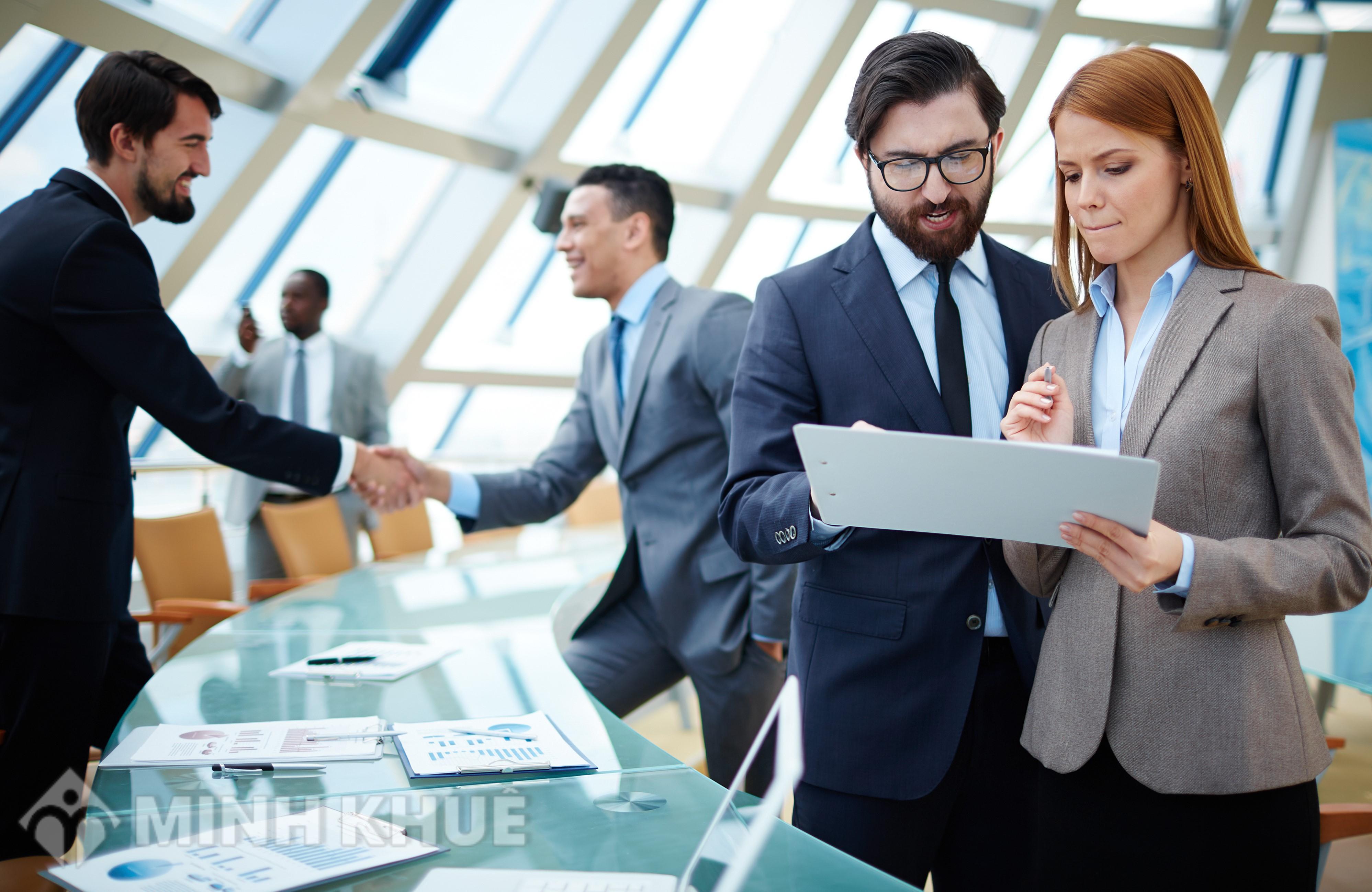 Hồ sơ đăng ký thành lập doanh nghiệp cần những gì ?