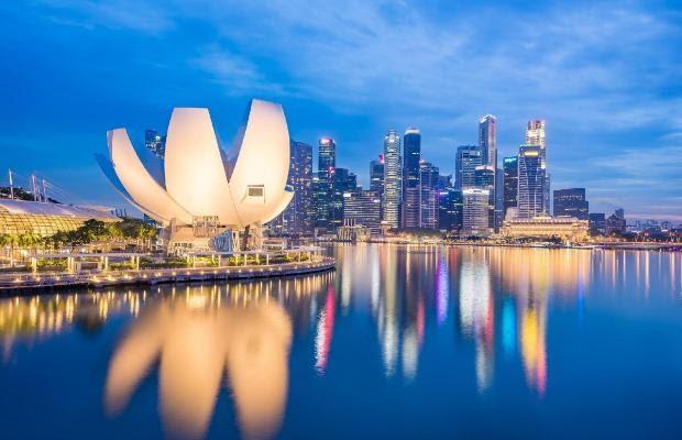 Singapore được mệnh danh là một trong bốn con rồng châu Á. (Ảnh: Internet)