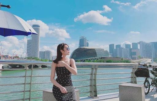 Singapore có vô số cảnh quan xinh đẹp. Ảnh: Internet