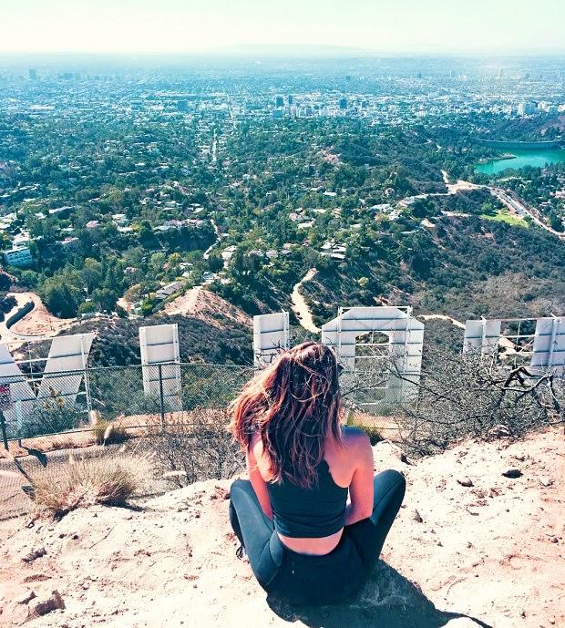 Toàn cảnh Los Angeles xinh đẹp nhìn từ trên cao. (Ảnh: Internet