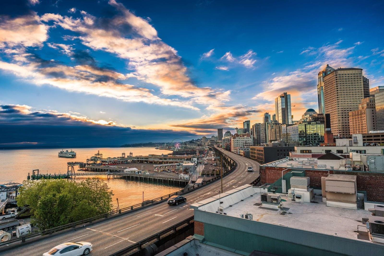 Seattle - thành phố dành cho những kẻ lãng mạn, mơ mộng