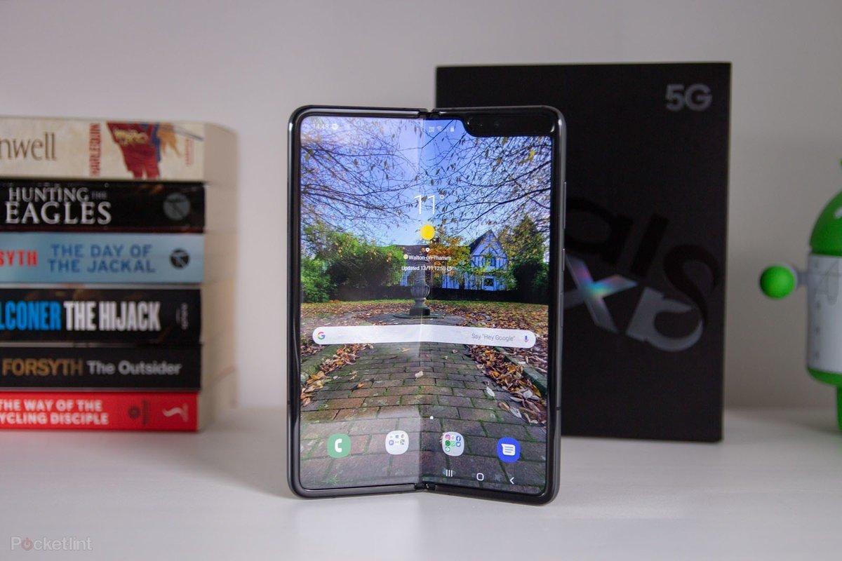 6 mẫu smartphone màn hình gập sắp đang và sắp xuất hiện trên thị ...