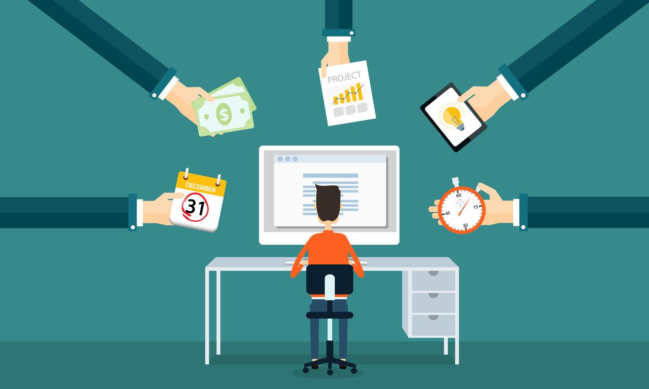 Việc làm Freelancer – cách tập trung để làm việc hiệu quả
