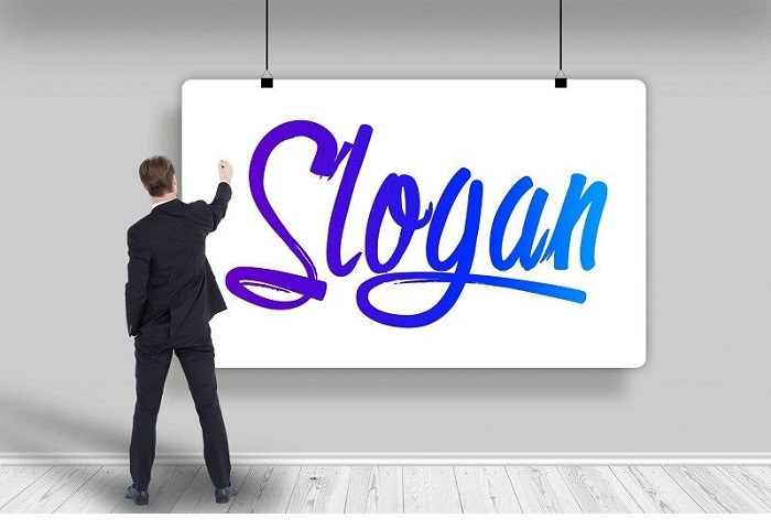 Slogan trong kinh doanh - Bước đầu dẫn đến thành công của doanh nghiệp