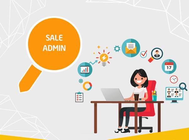 Sale Admin là gì? Sale Admin có mức lương bao nhiêu? - JobsGO Blog