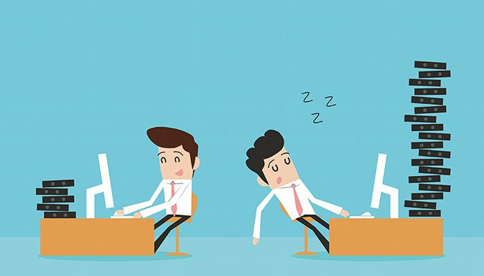 Chia sẻ 4 bí quyết hay giúp bạn tăng năng suất làm việc hiệu quả ...