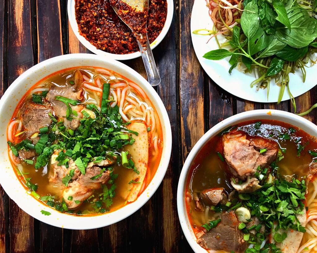 Bún Bò 44 Ngô Đức Kế – Quán Bún Bò Tại Sài Gòn Thơm Ngon