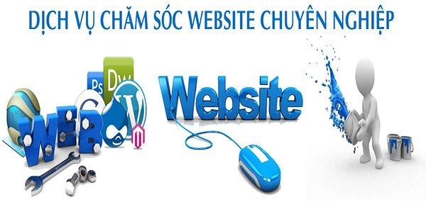 Dịch vụ quản trị website, Chăm sóc website giá rẻ, uy tín chuyên ...