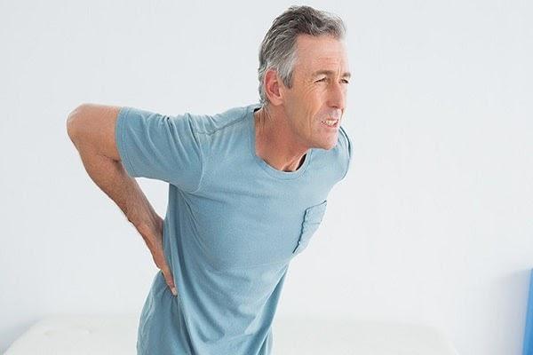 Sử dụng máy massage lưng giúp giảm đau nhức nhanh chóng