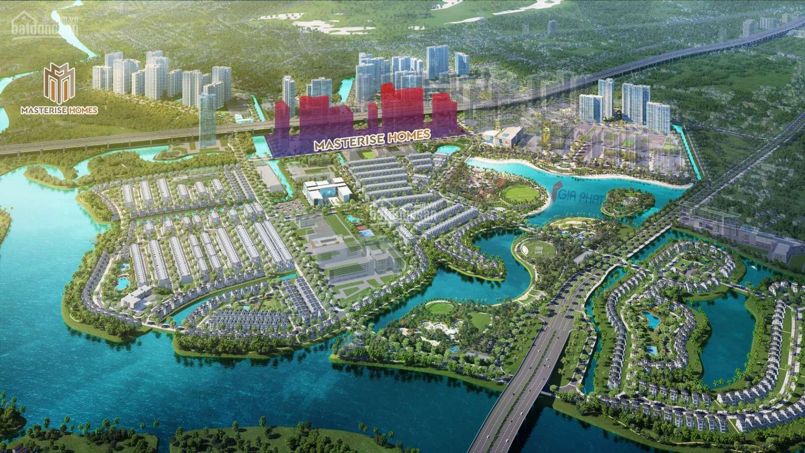 Dự án Masteri Homes Q9, vị trí trung tâm VGP, LH: 0903982703 - 0966270398