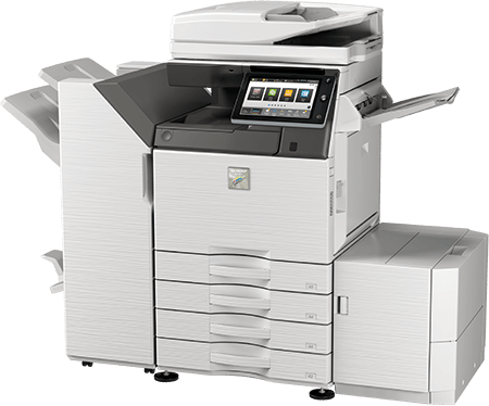 Sharp Copiers | Sales • Lease • Rent • Service