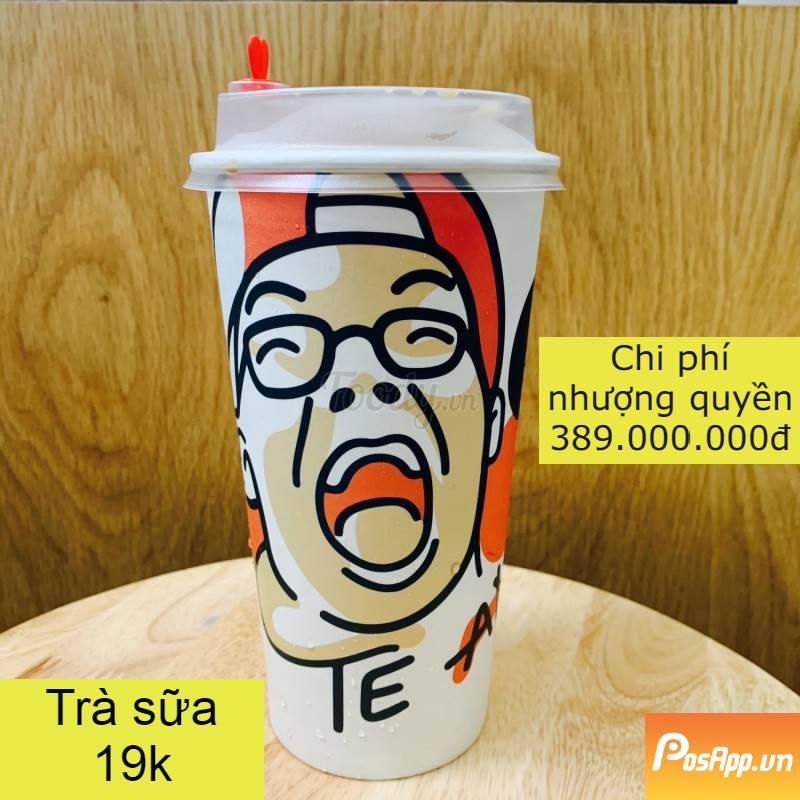trà sữa Teamo