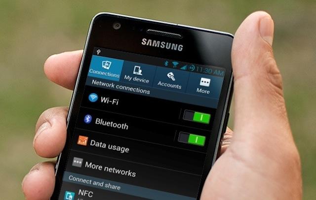 Bật Wifi, Bluetooth