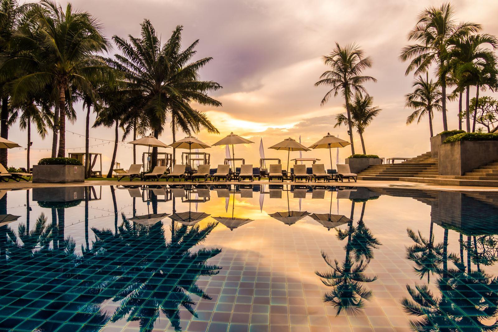 Thiết kế website Resort - Khu nghỉ dưỡng chuyên nghiệp thu hút khách hàng