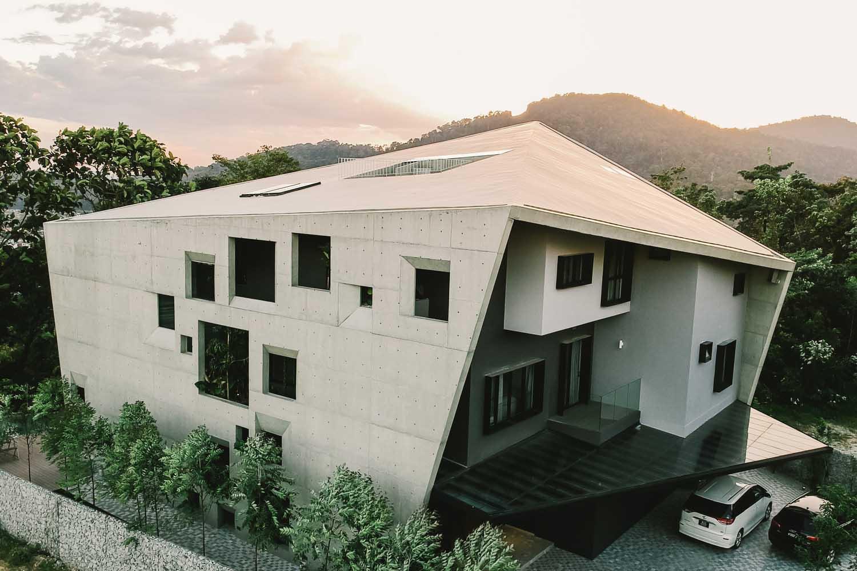 """Nhà cửa sổ"""" - tòa nhà xanh thân thiện với môi trường - ARCSENS"""